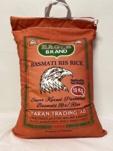 Eagle Brand Basmati
