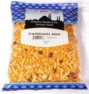 KCB Farrari Mix