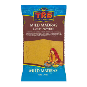 Mild Curry Pulver